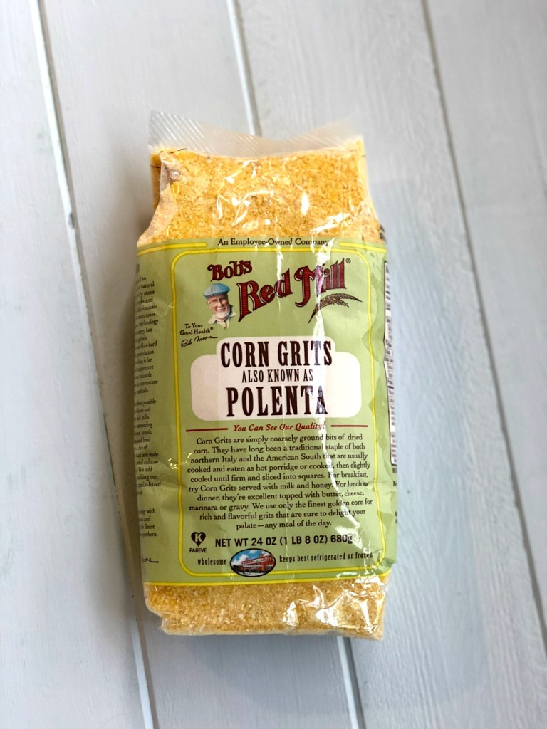 Bob's Red Mill Polenta Corn Grits