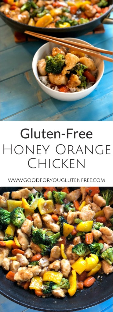 Gluten-Free Orange Chicken Recipe - Good For You Gluten Free