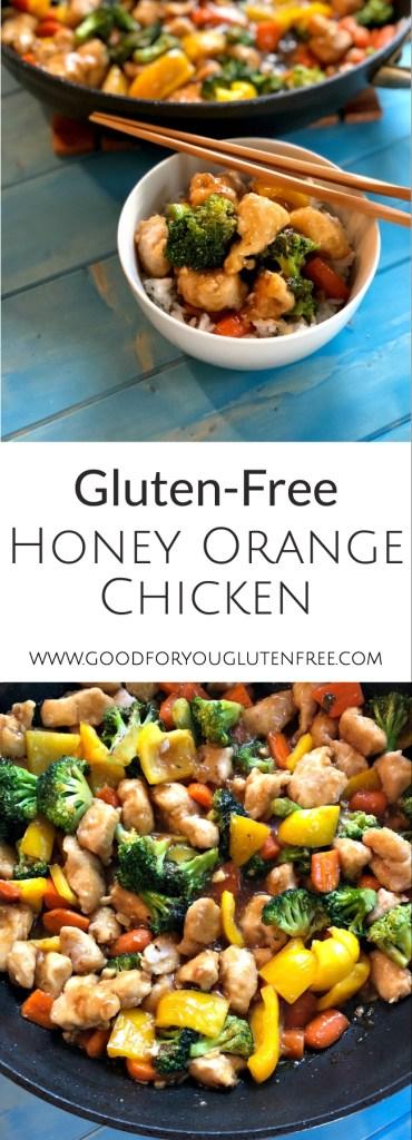Gluten-Free Orange Chicken Recipe - Good For You Gluten Free