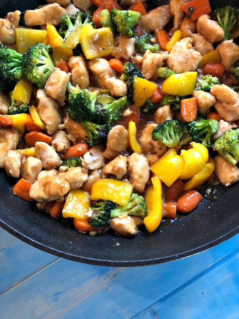 Gluten-Free Orange Chicken Recipe