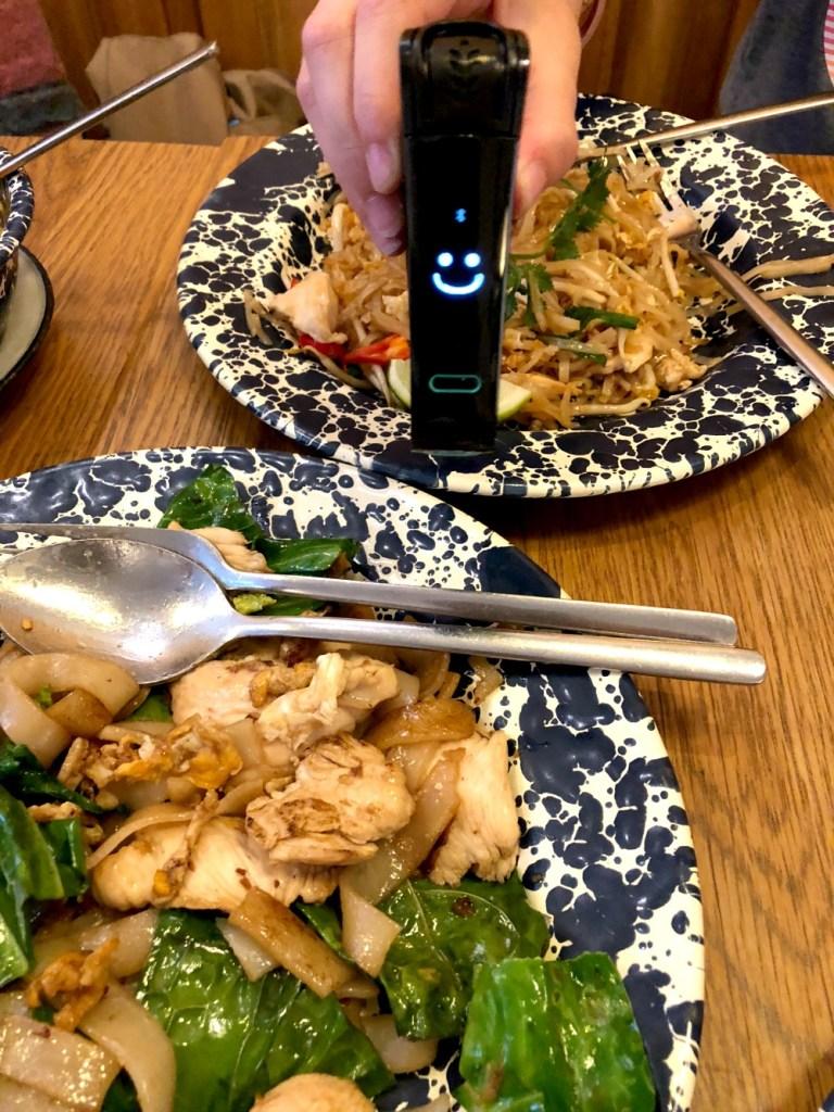 Rosas Thai Cafe gluten-free restaurant in London