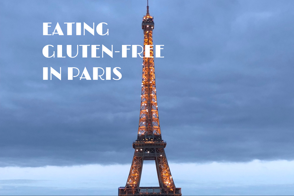Gluten-Free restaurants in Paris header