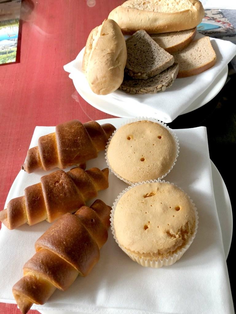 Westcord Fashion Hotel gluten-free breakfast
