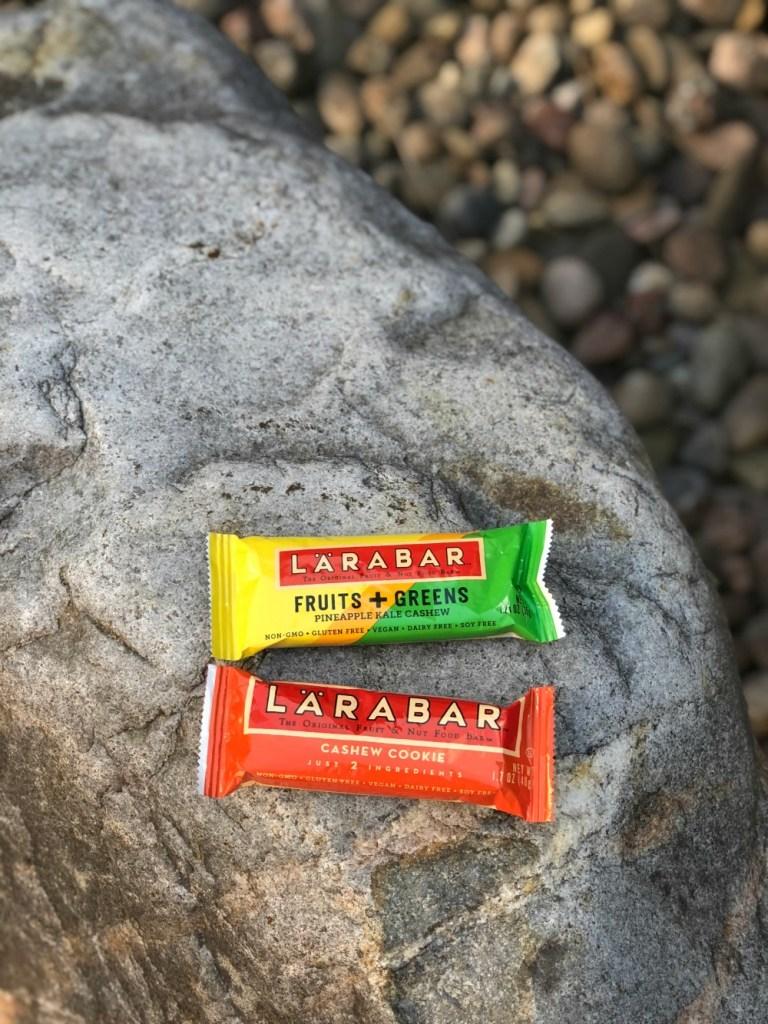 Whole 30 Snacks - Lara Bars