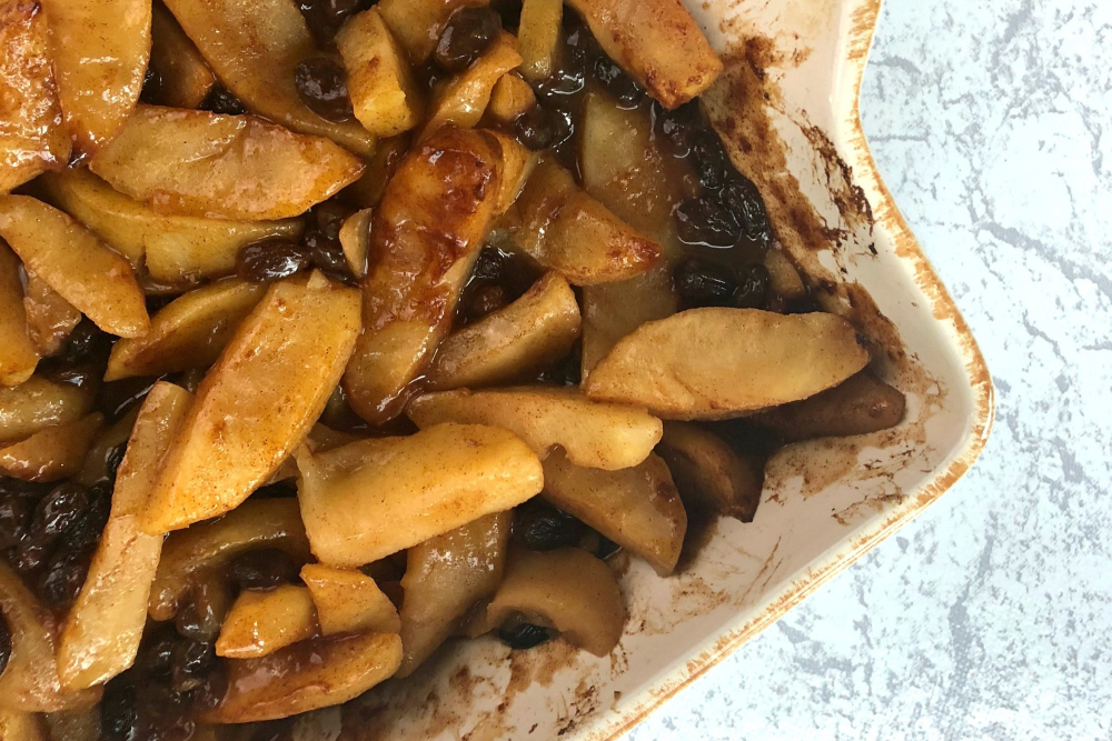 Baked Apple Recipe (Gluten-Free, Whole30, Paleo)