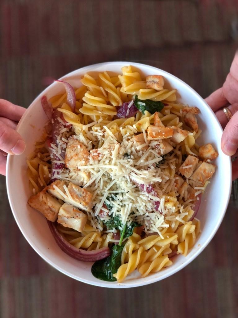 Gluten-Free Fusilli Noodles - Penne Rosa