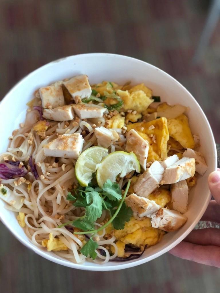 Gluten-Free Pad Thai - Noodles & Company