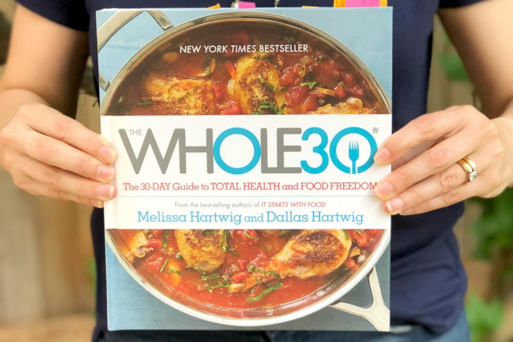 Whole30 lessons learned header