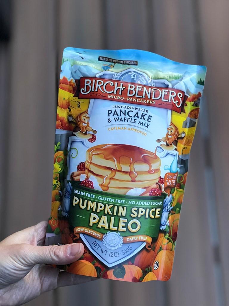 Birch Benders Pumpkin Spice Paleo
