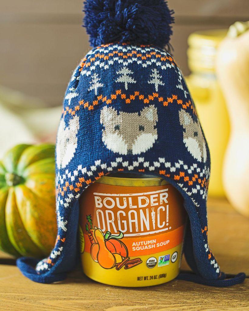 Boulder Organic Autumn Squash Soup image