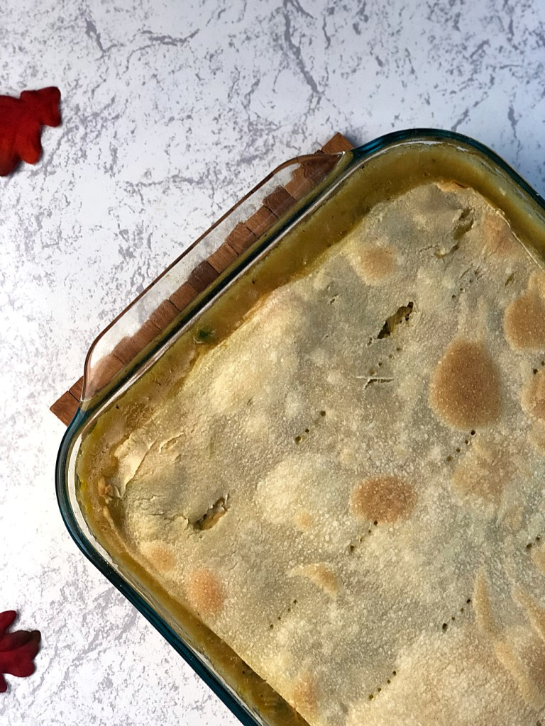 Gluten-Free Chicken Pot Pie 1