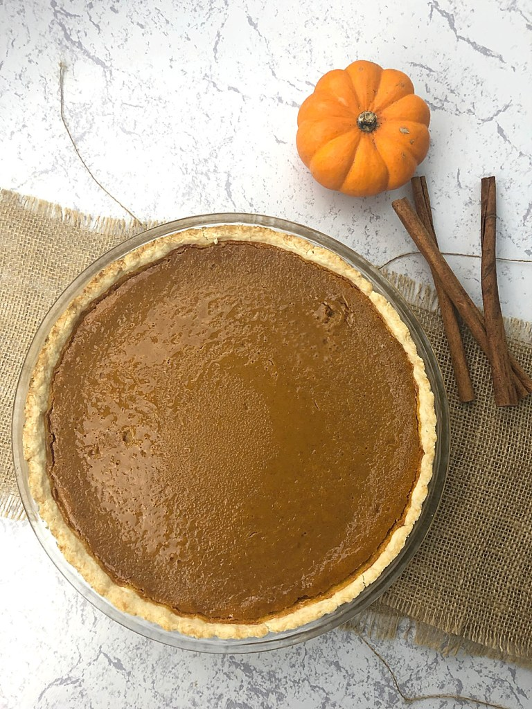 Gluten-Free Pumpkin Pie Recipe 1 (1)