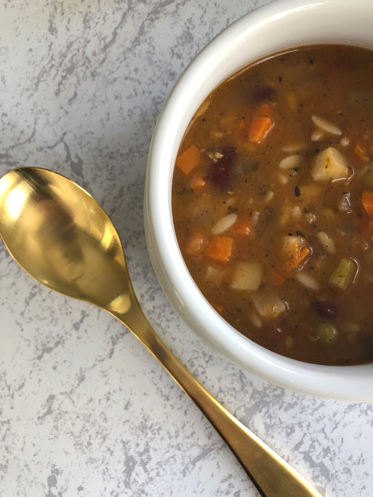 Boulder Organic Minestrone Soup