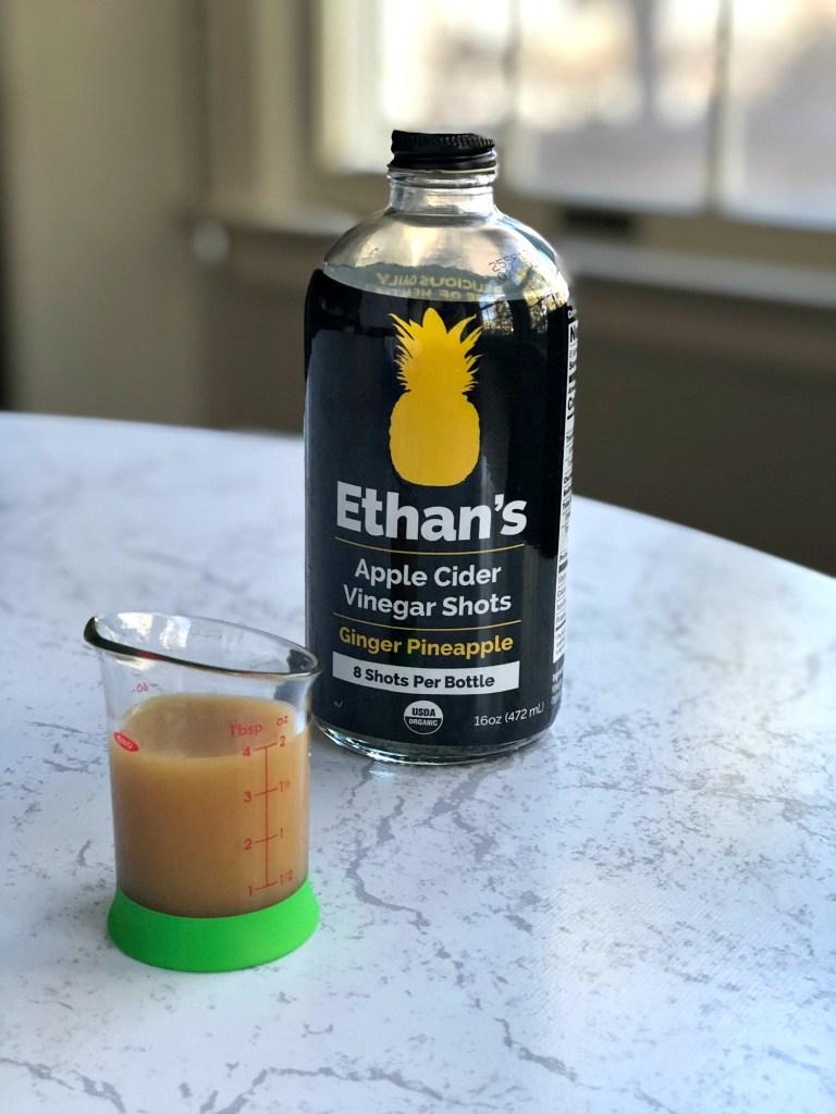 Ethans Apple Cider Vinegar Shot Challenge 6