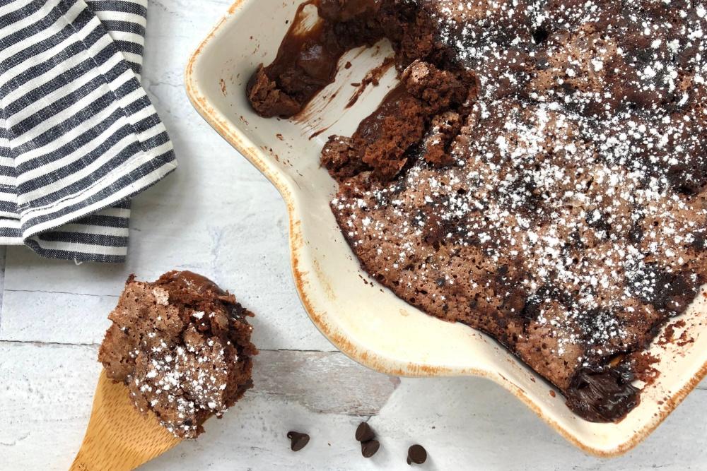 Gluten-Free Chocolate Pudding Cake Recipe