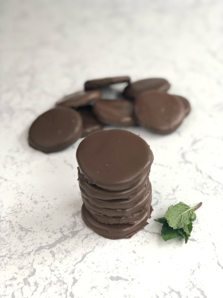Gluten-Free Thin Mints Cookie Recipe 3