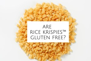 Are Rice Krispies Gluten Free header