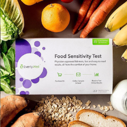 Test Yourself for a food sensitivity