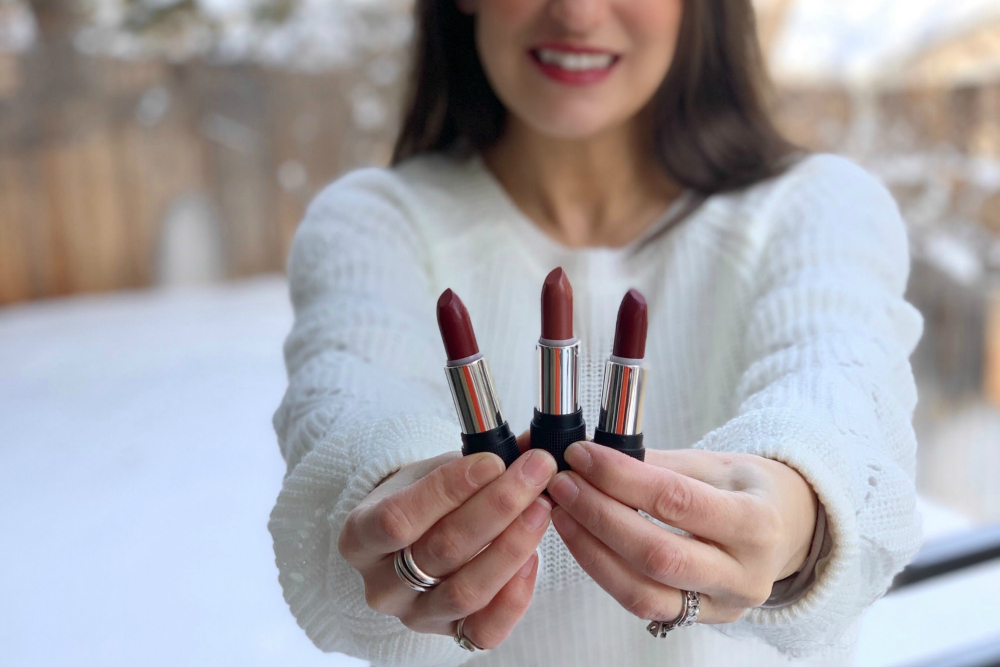 Red Apple Lipstick Launches Three New Lip Colors