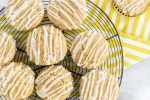 Vegan and gluten-free lemon poppy seed muffin recipe header
