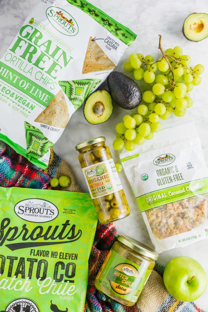 Sprouts Items for Gluten-Free Picnic