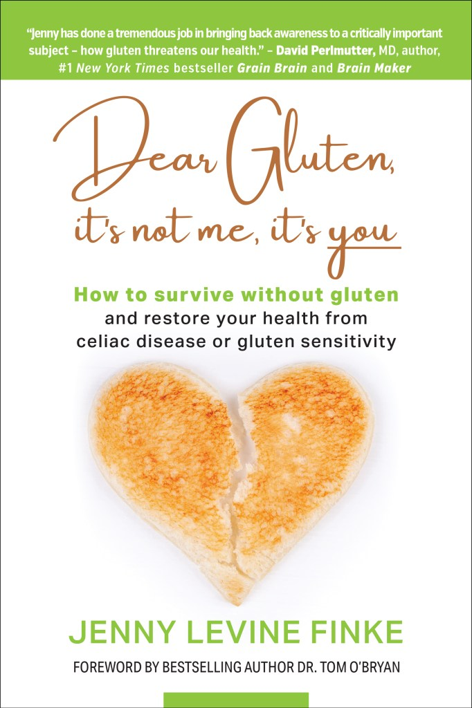 Dear Gluten book cover
