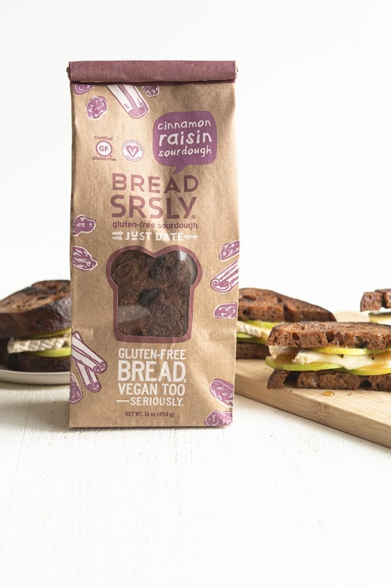 Bread Srsly sourdough date bread image