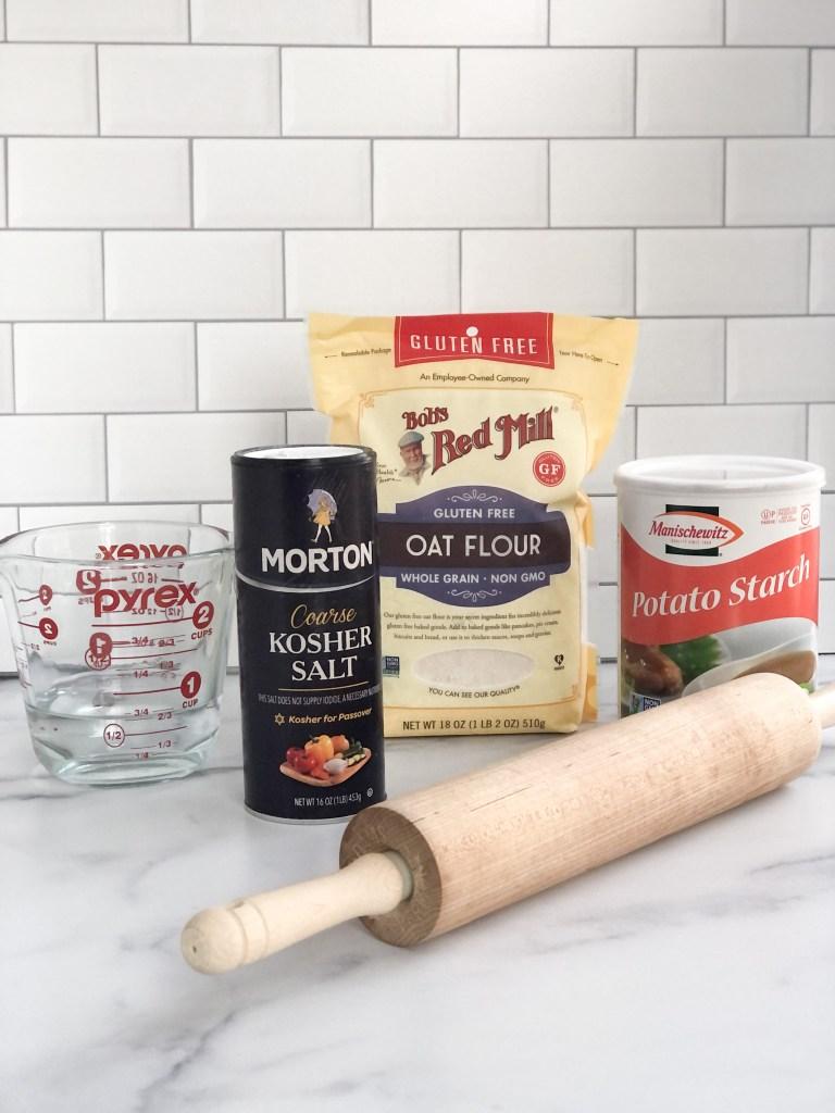 ingredient for gluten-free matzo