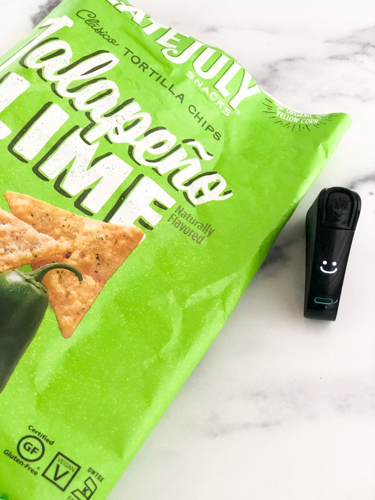 Late July put to the Nima Sensor test and test gluten free