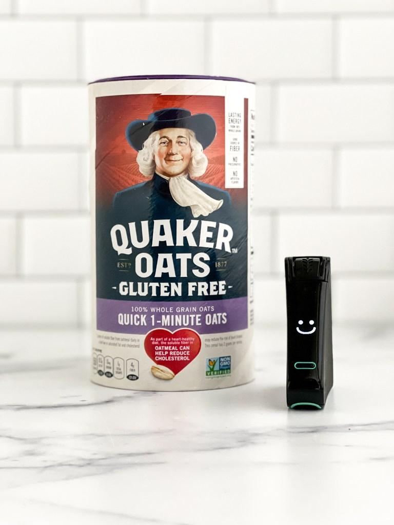 Quaker gluten-free oats Nima tested - no gluten found