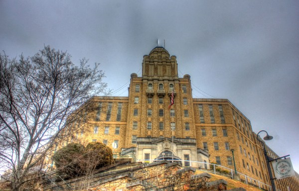 Army and Navy Hospital in Hot Springs, Arkansas image ...