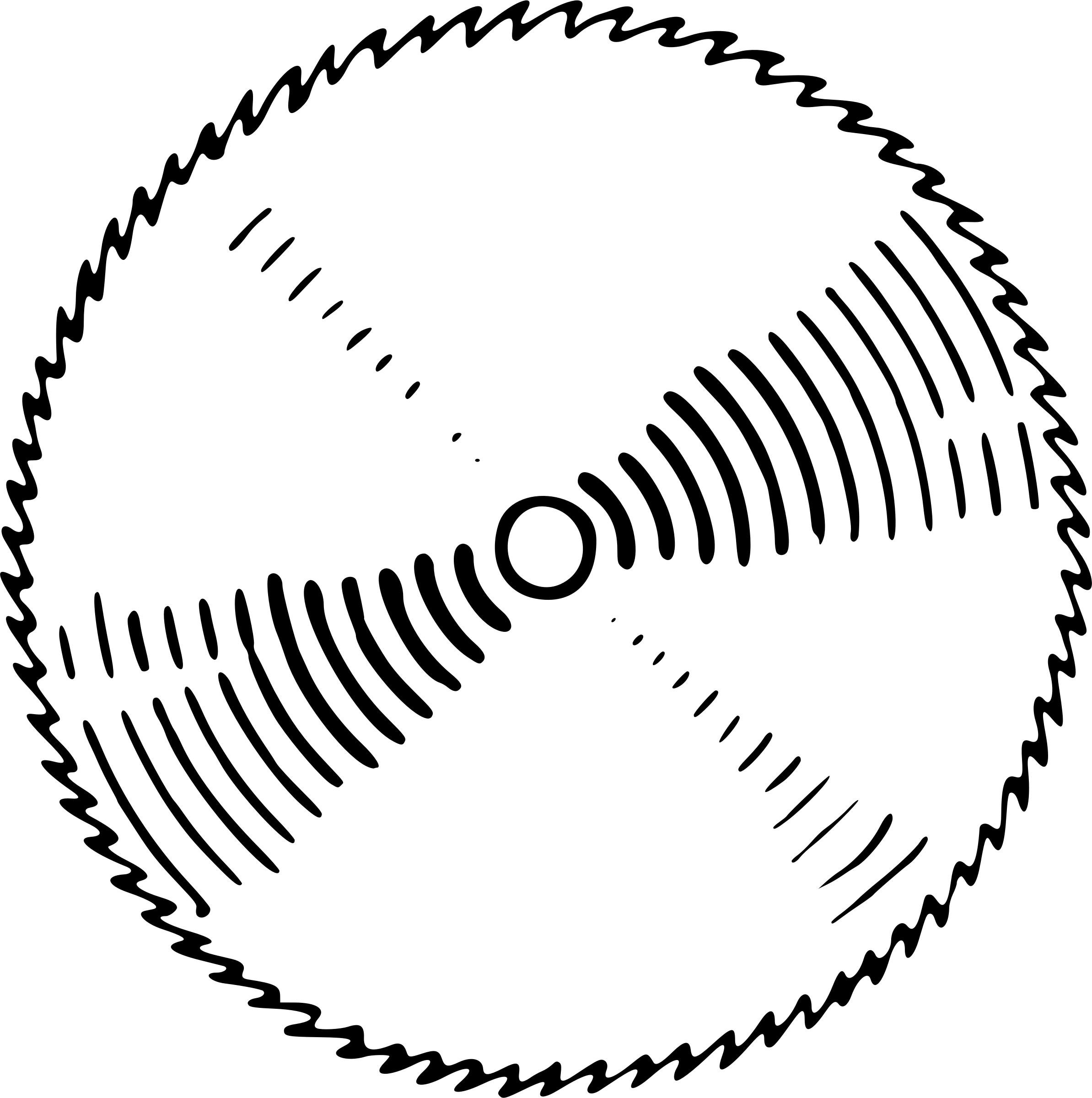 Circular Saw Graphic Vector Clipart Image