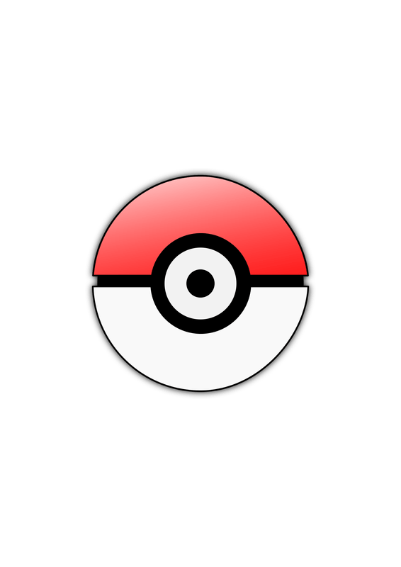 Pokemon Pokeball Vector Graphic Image Free Stock Photo