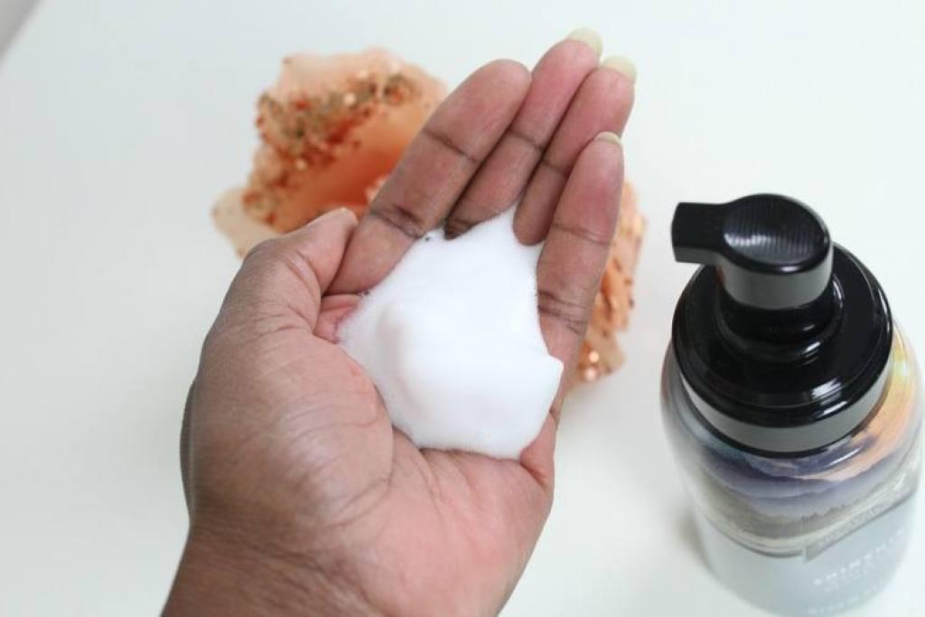 Treatments shinshiro body foam