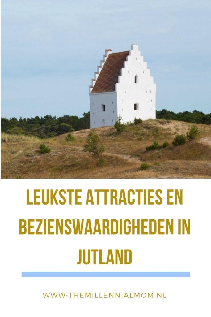 De leukste attracties en bezienswaardigheden in Jutland Denemarken