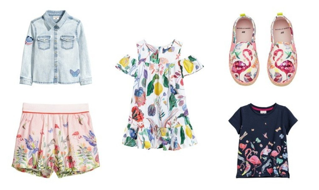 H&M Exclusive-Kids-collection-Michelle Morin-GoodGirlsCompany