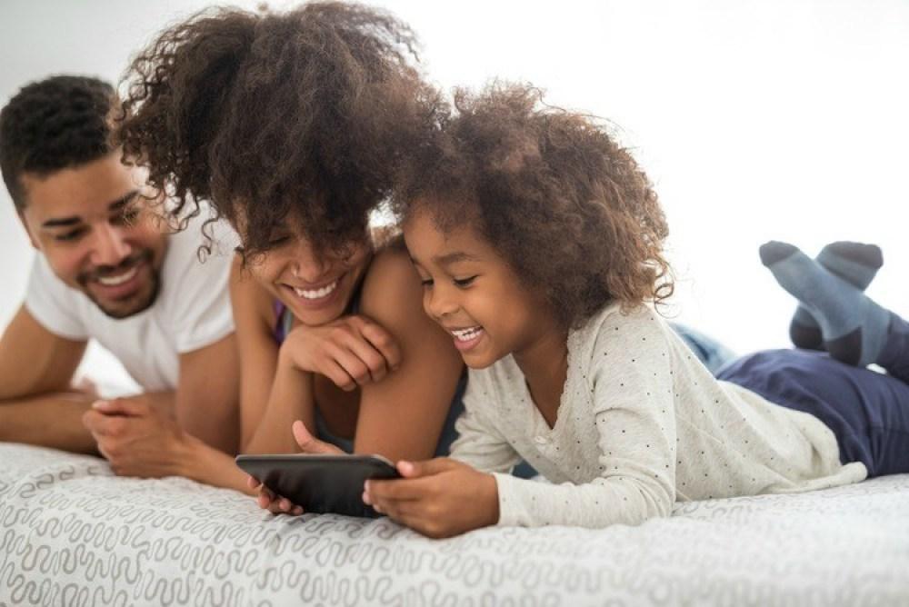 beeldschermtijd voor kinderen