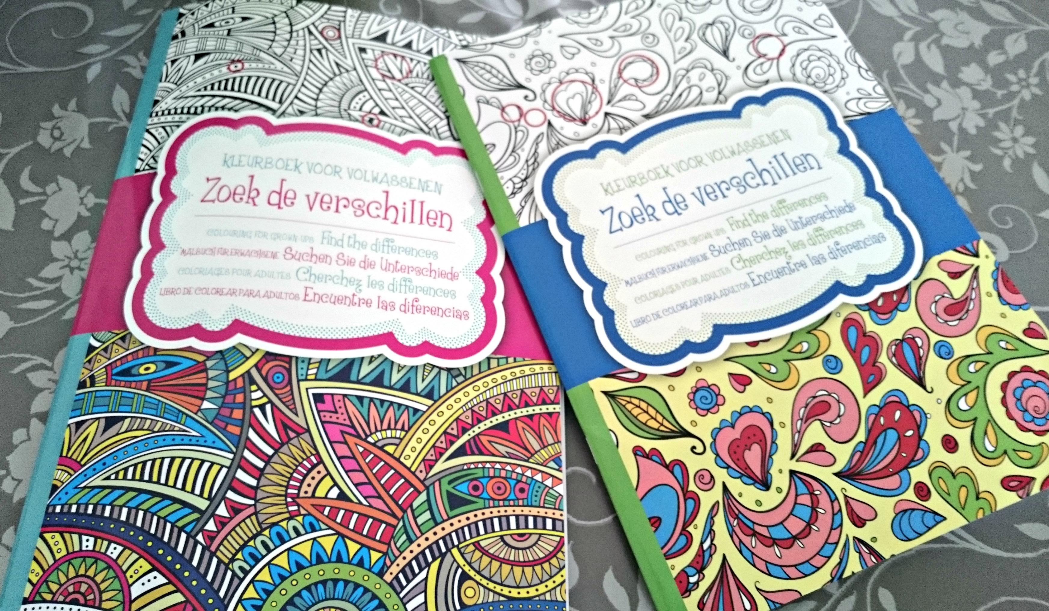 Kleurplaten Volwassenen Ingekleurd.Kleurboek Voor Volwassenen Goodgirlscompany