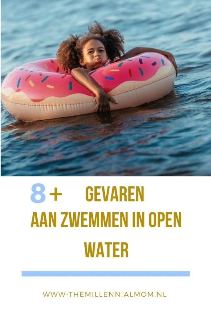 gevaren zwemmen open water zomer