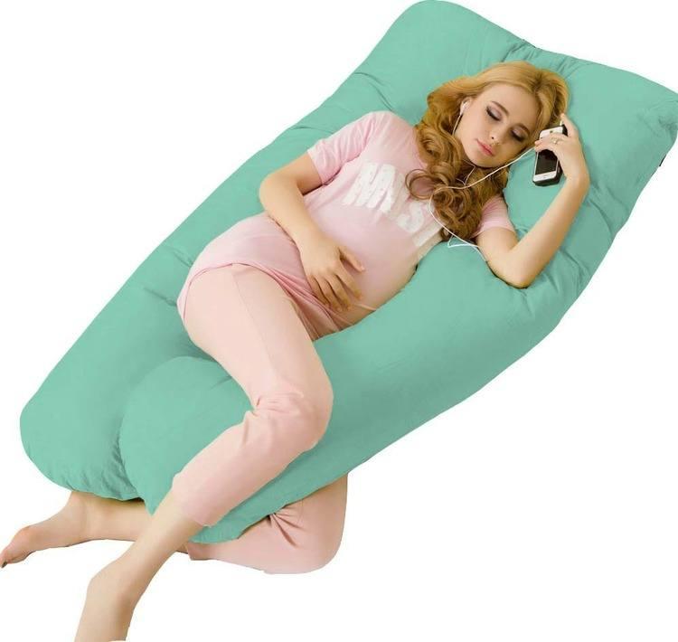slapen in voedingskussen zwanger
