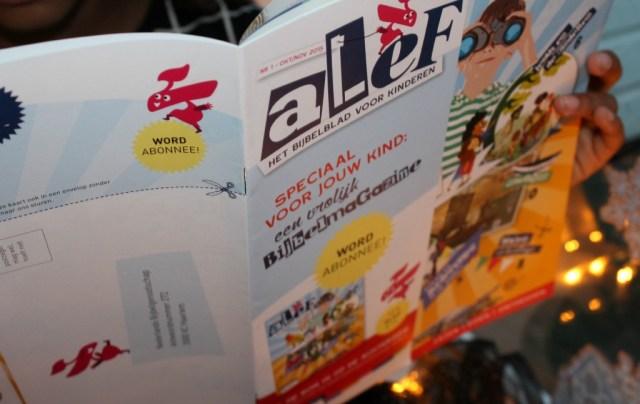Bijbelblad Alef-GoodGirlsCompany