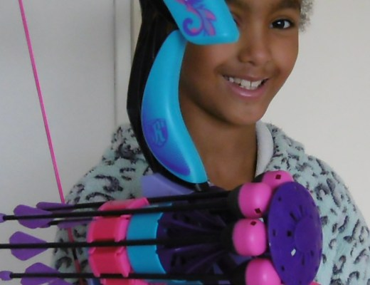 Review Nerf Rebelle Arrow Revolution Bow-Eravringen-GoodGirlsCompany