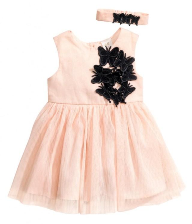 tulen kerstjurk voor babys-GoodGirlsCompany-roze jurkje voor babys