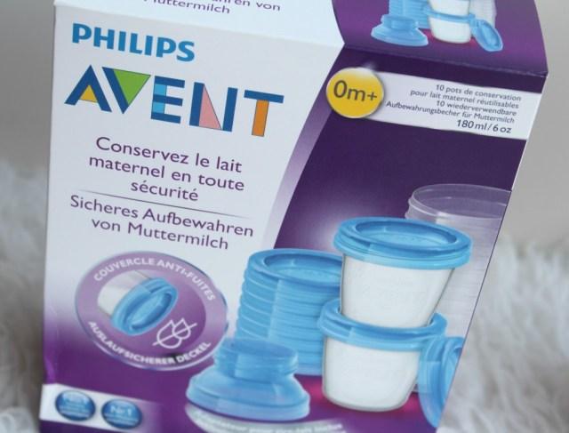 Zijn Avent bewaarbekers voor moeder melk antilek- ervaringen Avent Via bewaarbekers-review GoodGirlsCompany-
