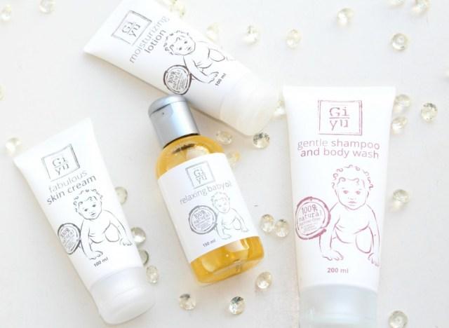 GI YU verzorgingsproduct voor donkere babyhuid-huidverzorging voor droge huid-GoodGirlsCompany