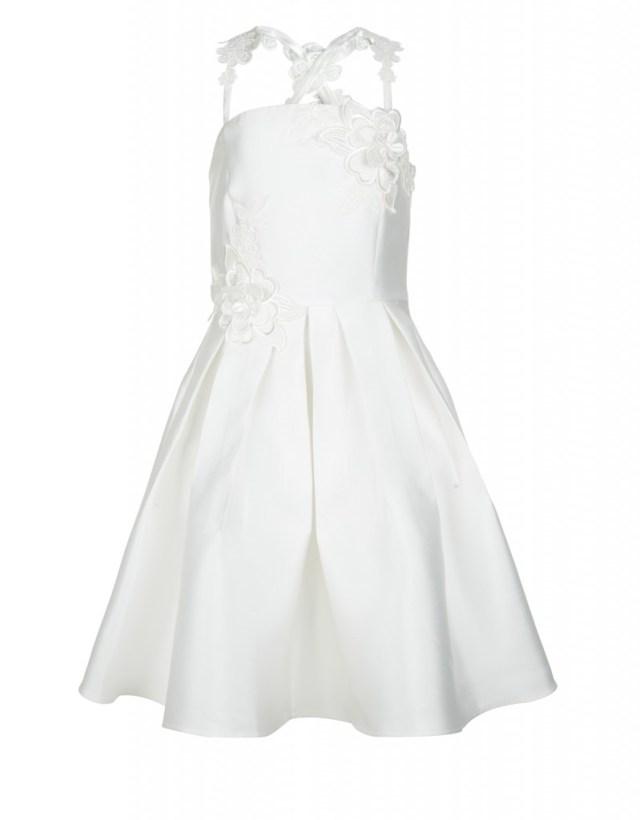 Geordie feestjurk-Monsoon-communiejurk-feestjurk voor meisjes-bruidsmeisjesjurken-exclusieve jurken voor meisjes