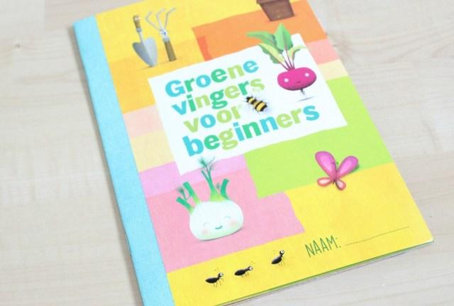 Groene vingers voor beginners-boekje-AH moestuintjes-GoodGirlsCompany