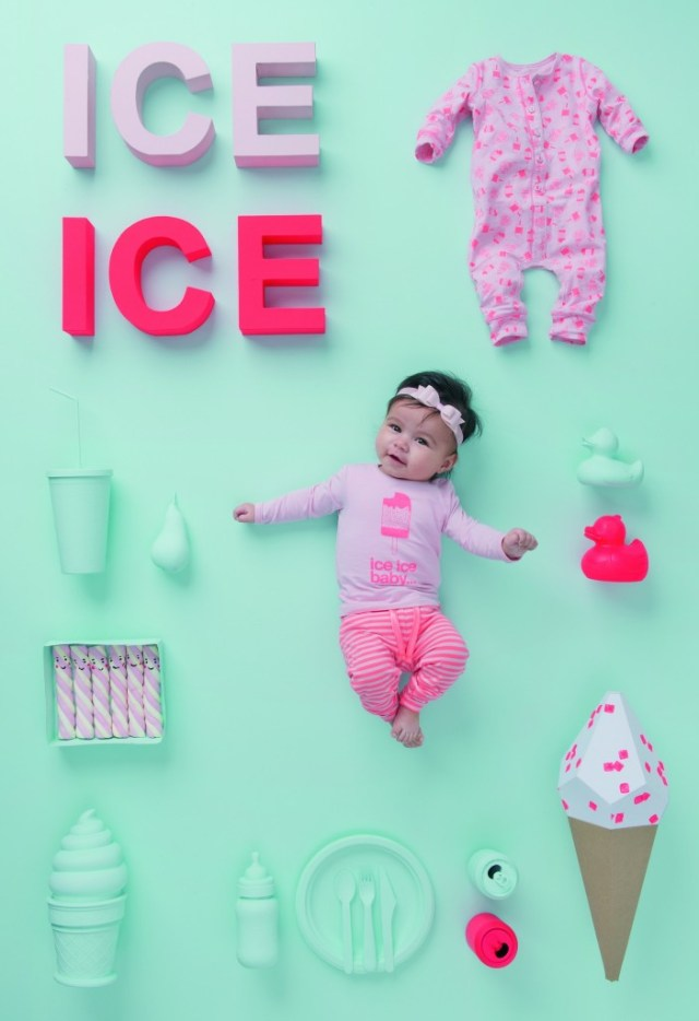 Z8 Limited Edition- Ice Ice Baby T-shirt-GoodGirlsCompany