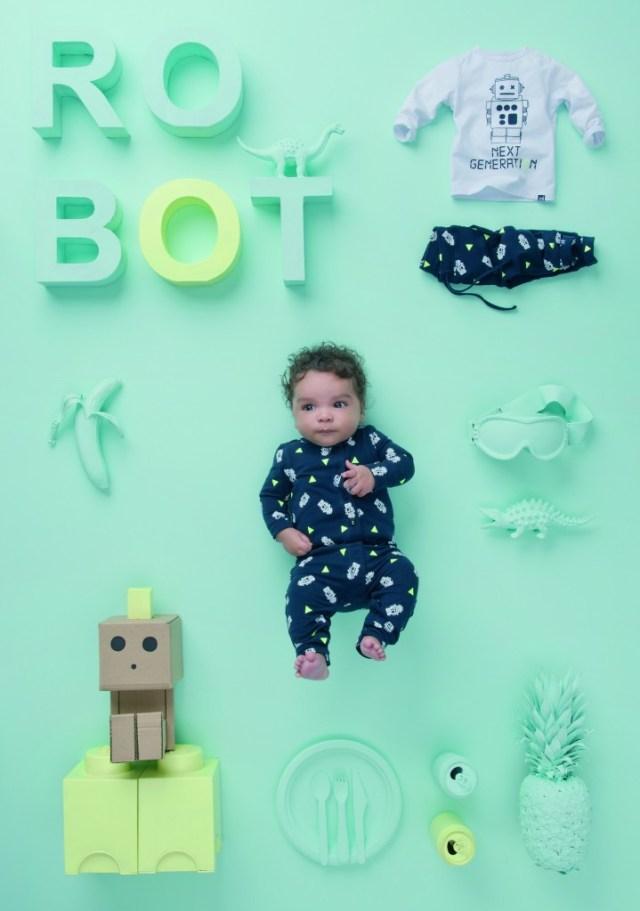 Z8 Limited Edition- Robots-T-shirt-GoodGirlsCompany