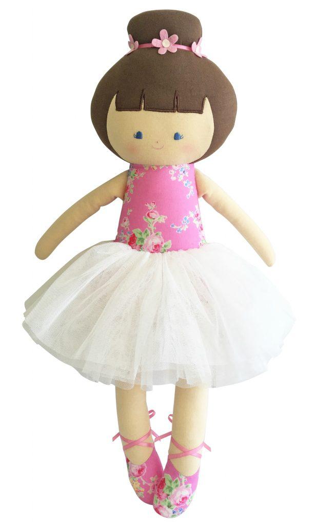 lappenpoppen van Alimrose-lappenpoppen voor kinderen-poppen van stof